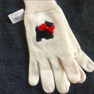 Scotty Dog Gloves